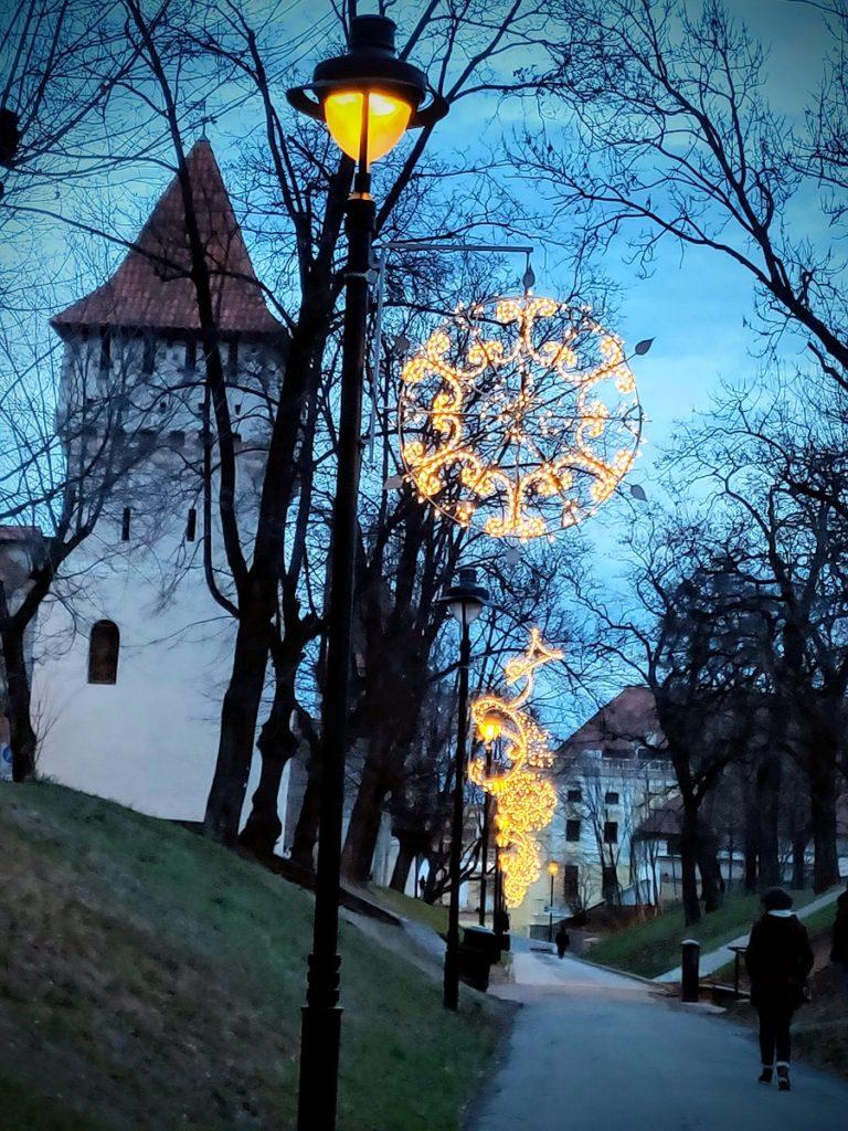Sibiu Castle Park - Parcul Cetatii din Sibiu