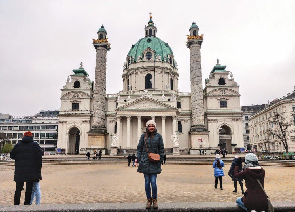 Vienna Karlsplatz