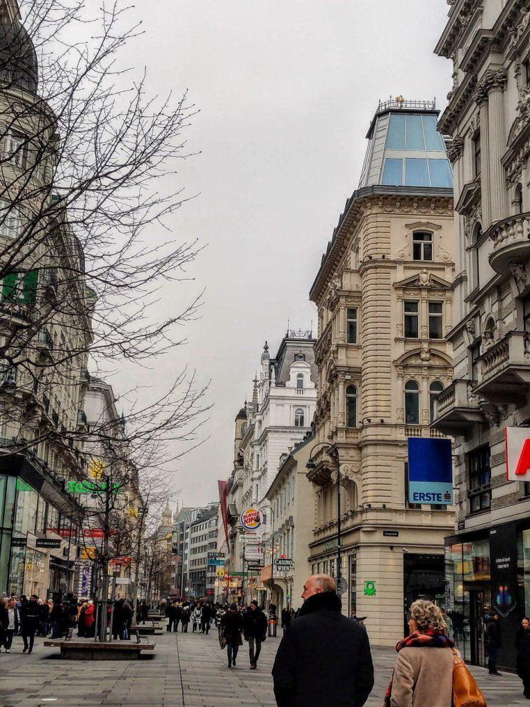 Kartnerstrasse Vienna