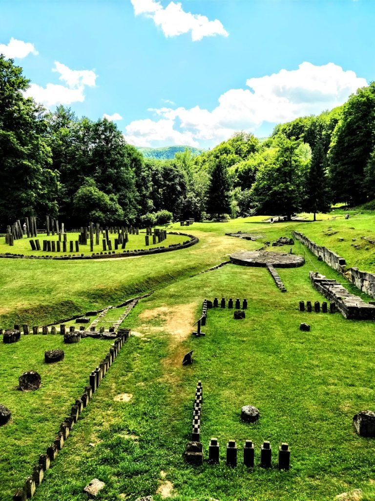 The Stonehenge of Romania: Sarmizegetuza Regia