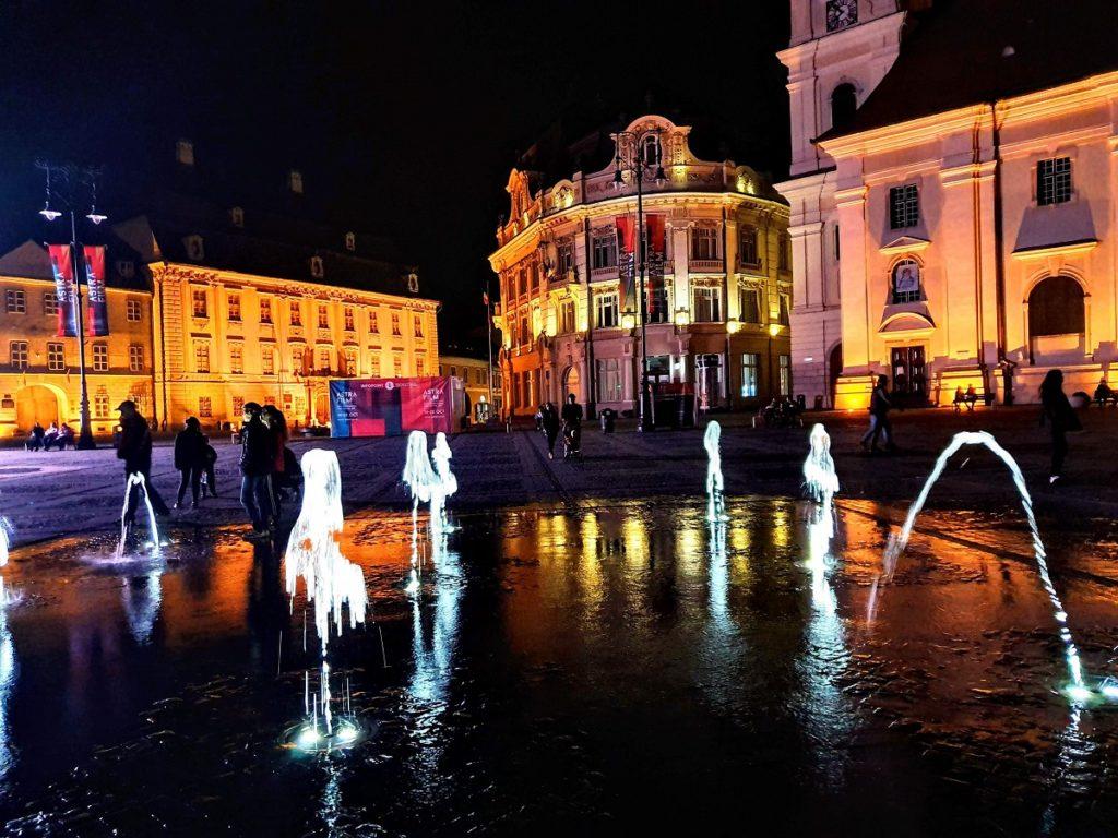 Sibiu Biq square