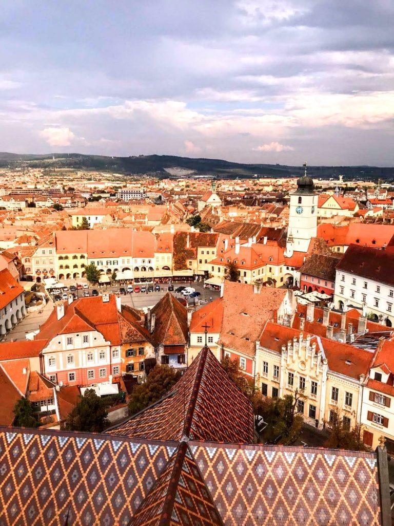 Sibiu View